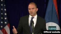 Ben Rhodes, viceasesor de seguridad nacional de la administración Obama.