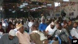 Xildhibaan lagu Dhaawacay Muqdisho