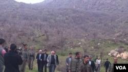 PKK 8 Kamu Görevlisini Serbest Bıraktı