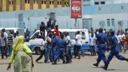 Baraza la usalama la UN laionya Burundi