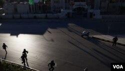 Protests in Amman, Jordan