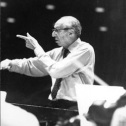 Aaron Copland was one of America's best modern music composers