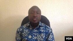 Eric Mahoro Umwe mu Banyarwanda 15 bari mu muagmbi YALI w'uyu mwaka w'i 2016