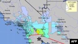 Ðộng đất 7,2 độ ở Baja California