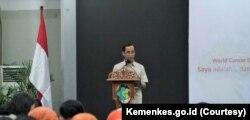 Direktorat Jenderal (Dirjen) Pencegahan Pengendalian Penyakit Kementerian Kesehatan, Anung Sugihantoro