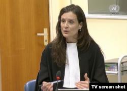 Tužiteljica Katrina Gustafson