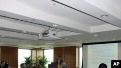喬治華盛頓大學五月十日的台灣研討會