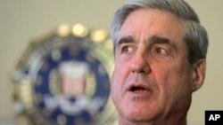 FILE - Former FBI director Robert Mueller.