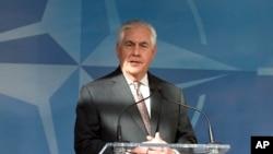 Rex Tillerson hará su primer viaje a Rusia como secretario de Estado de EE.UU.
