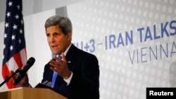 Diplomats Extend Iran Nuclear Talks – Monday, Nov. 24