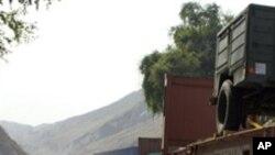 خیبر ایجنسی میں نیٹو کے قافلے پر حملہ، ایک شخص ہلاک