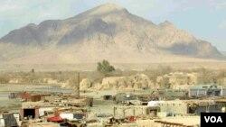 მუსა ქალა, ავღანეთი