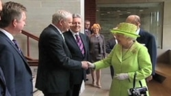 History Made as British Queen Shakes Hand of Ex-IRA Leader