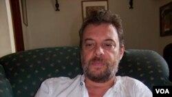 Cineasta Jorge António