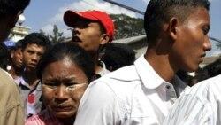 آزادی چند زندانی سياسی در برمه