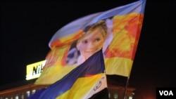 Митинг в честь 8-й годовщины начала «Оранжевой революции». Площадь независимости, Киев, 22 ноября 2012 г.