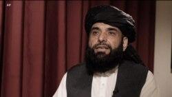 Phát ngôn viên của Taliban, Suhail Shaheen.