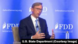 Đặc sứ Mỹ về Iran, ông Brian Hook