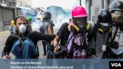 2018 Freedom House Report on Freedom of Press