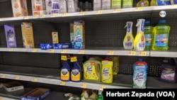 Supermarkets in Washington DC.