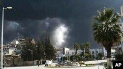 Kekerasan masih terus terjadi di Suriah(foto: dok).