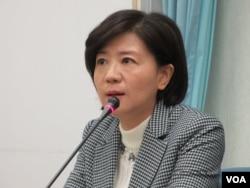 台灣在野黨國民黨立委王育敏