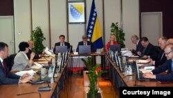 Sjednica Vijeća ministara održana u petak