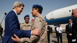 အေမရိကန္ ႏုိင္ငံျခားေရး ၀န္ႀကီး John Kerry အာရွခရီးစဥ္