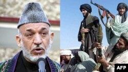 Президент Карзай пропонує талібам прямі мирні переговори