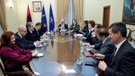 Shqipëria do të strehojë 210 muxhahedinë iranianë