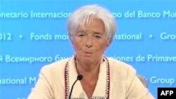 Kristin Lagard, izvršna direktorka MMF-a