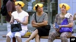 Ðây là tháng 7 nóng nhất ở Thượng Hải trong 140 năm qua.
