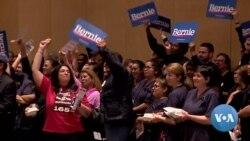 Sanders Scores Decisive Win in Nevada Caucus
