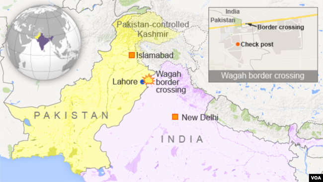 Pakistan Refuses Fresh Calls For Afghan Trade With India Through - Border checkpost us map