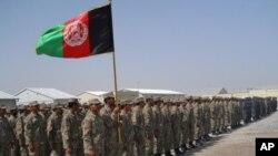 فراغت بیش از ٢۰۰ پولیس افغان در هرات