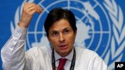 El Dr. David Heymann, de la OMS, dice que el riesgo de transmisión del Zika durante las Olimpíadas de Río de Janeiro, Brasil, es muy bajo.