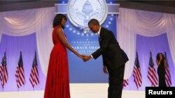 Prezident va uning rafiqasi sharafiga bal