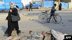 ერაყში ძალადობა განახლდა