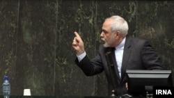 حضور محمدجواد ظریف در جلسات پیشین مجلس- آرشیو
