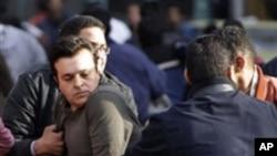 احتجاجیوں کے مطالبے، امریکہ اورمصرکی سوچ میں واضح اختلاف