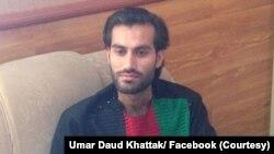 عمر داود د کرک دی او کابل کې یې کار کاوه