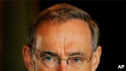 新任命的澳大利亞外交部長卡爾(資料圖片)