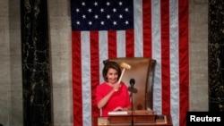 Nensi Pelosi preuzima mesto predsedavajuće Predstavničkom doma Kongresa