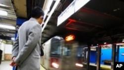 紐約地鐵是全世界最大地鐵之一(資料圖片)