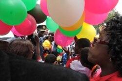 Interview With Blessing Chebundo on Bona Mugabe Chikore Maternity Visit