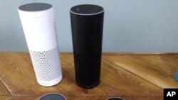 El asistente Amazon Echo y su versión más pequeña, Echo Dot, estuvieron entre los artículos que más se vendieron.