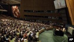 """El secretario general de la ONU calificó el conflicto sirio como """"una calamidad regional con ramificaciones globales""""."""