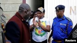 Gudoomiyaha Nairobi Mike Sonko