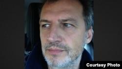 Wartawan Perancis, Olivier Bertrand (Foto: Twitter).