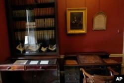 موزه چارلز دیکنز در لندن جایی است که او سالها با خانواده اش در آنجا زندگی کرد